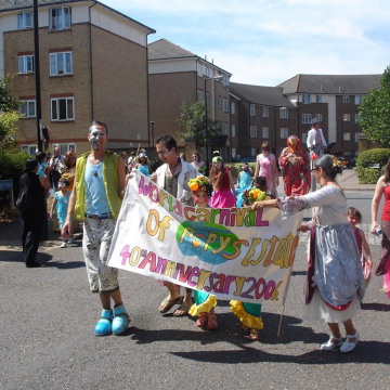 Pepys Estate 50th Anniversary Festival