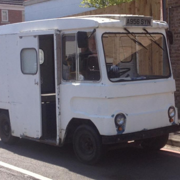 The Islington Gro-Mobile