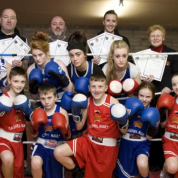 Rebuilding St Paul's Boxing Academy