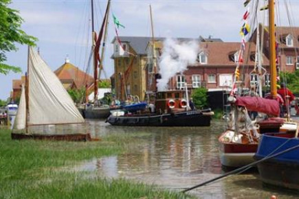 Project Image for Faversham Nautical Festival 2019