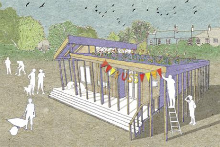 Project Image for Ladywell Self-Build Community Space