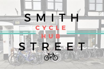Project Image for Smith Street Cycle Hub