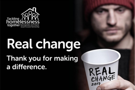 Project Image for Real Change for Basingstoke 2017