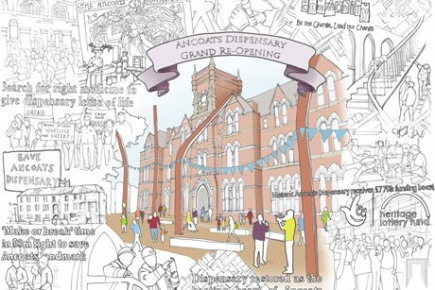 Project Image for Save the Ancoats Dispensary