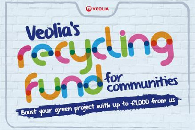 Veolia's Recycling Fund for Communities launch film is here!
