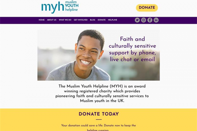 Support young people in mental distress