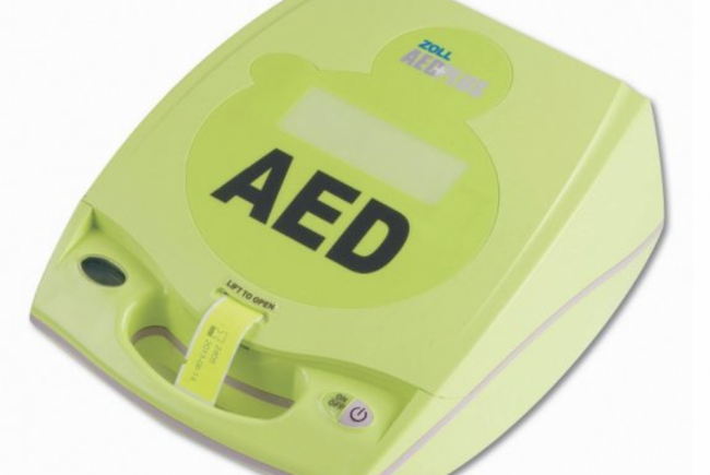 3 Public Defibrilators for Victoria Park