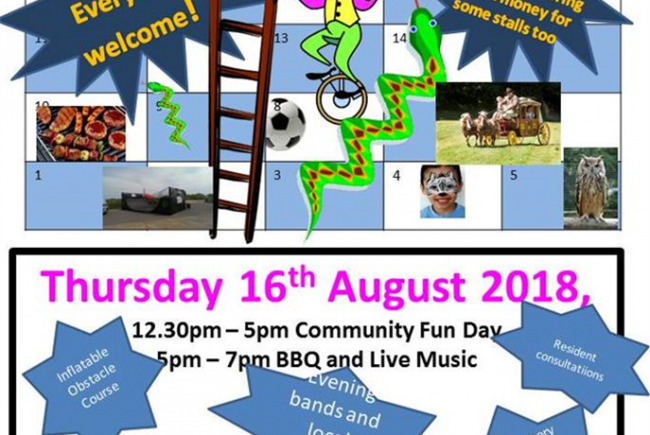 Bentswood Community Fun Day