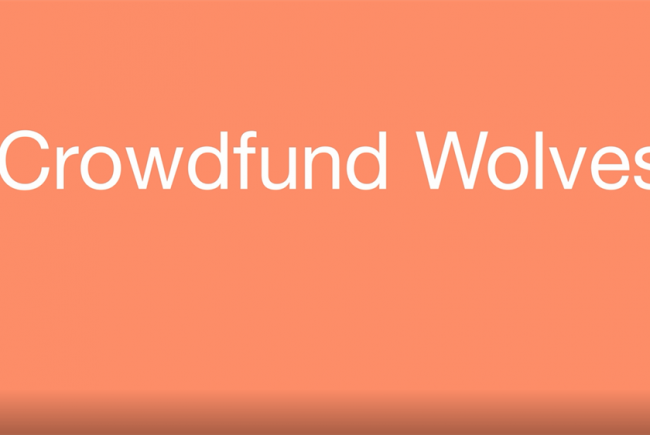 Crowdfund Wolves