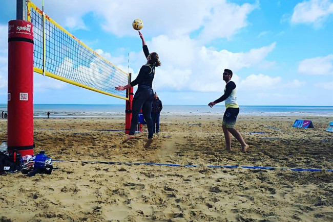 Beach Volleyball Courts in Doncaster