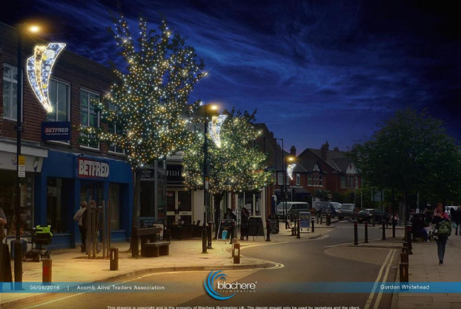 Light Up Acomb This Christmas