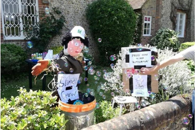 Oving Scarecrow Day 2019