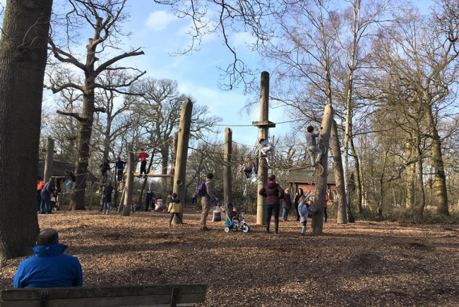 Trent Country Park Playground Upgrade