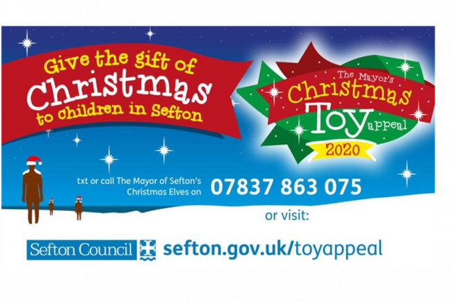 Mayor's Christmas Toy Appeal