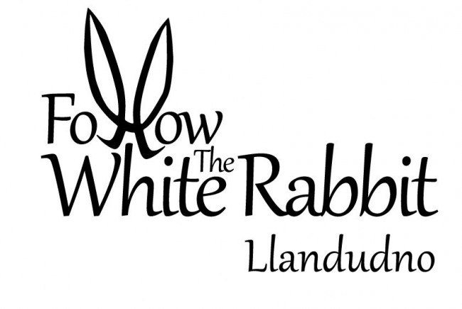Follow The White Rabbit Llandudno