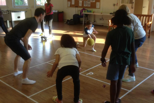 YOUTH CLUBS FOR WEST LONDON W6