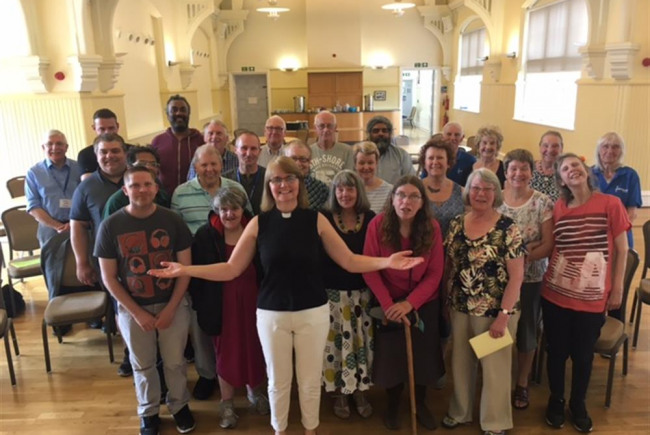 'Find A Voice' with SoundCafe Leicester