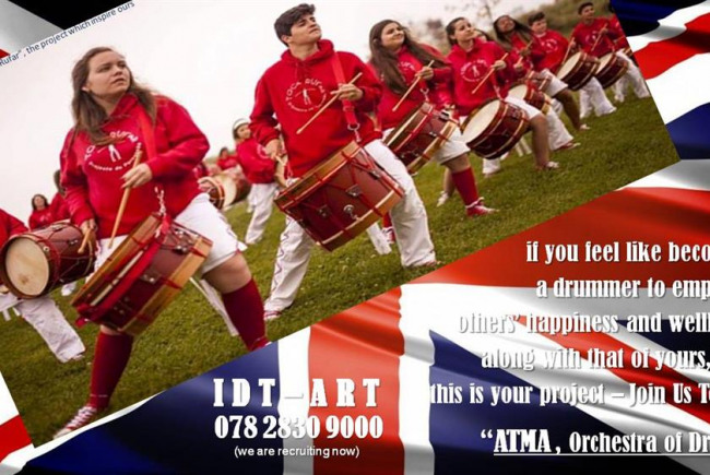 ATMA - ORCHESTRA OF DRUMS