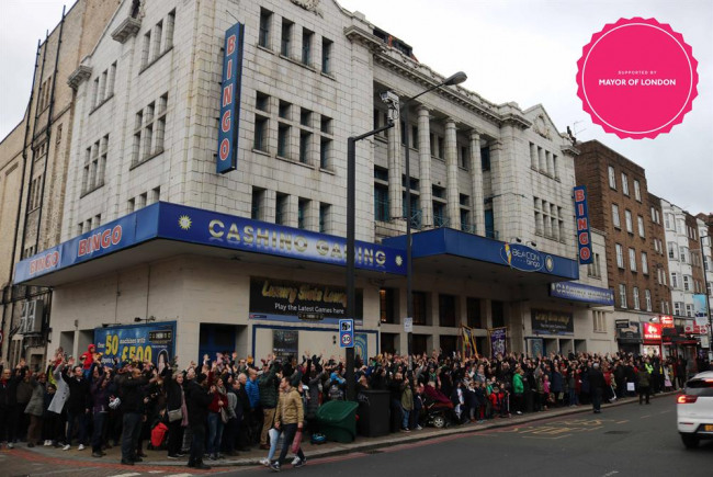 Save Streatham Hill Theatre: Phase 1