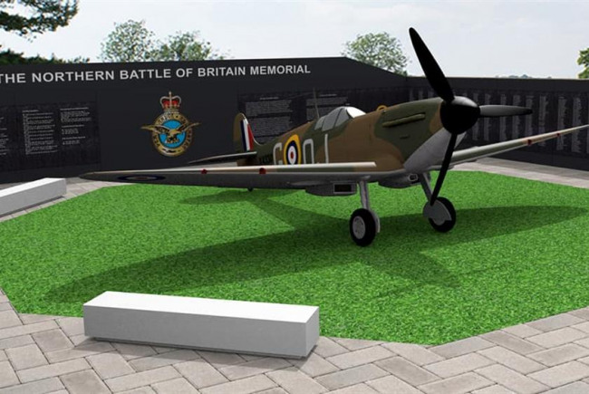 Northern Battle of Britain Memorial
