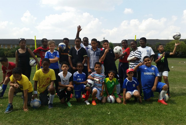 Motiv8sf Soccer Saturdays: West Ealing