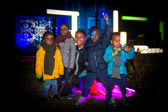 GLOW: Barking & Dagenham Light Festival