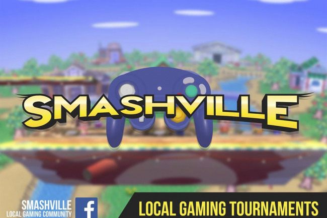 Smashville - Social Gaming Community