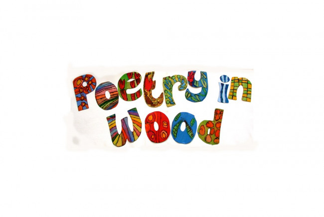 Poetry in Wood comes to Brick Lane
