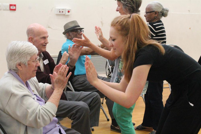 Dance for Dementia