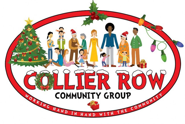 Collier Row's Frozen Christmas