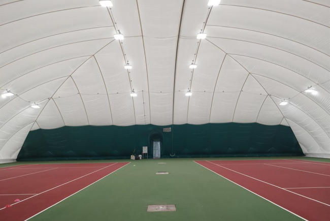 Indoor Tennis and Netball Centre