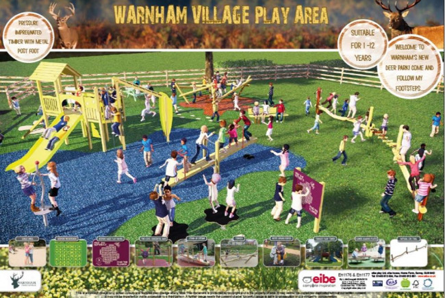 Hollands Way Playground Project