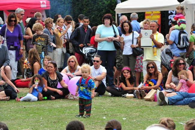 Palmers Green Festival
