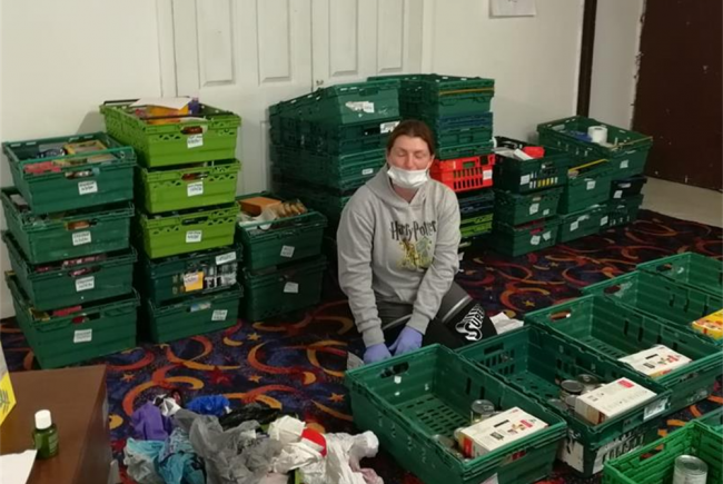 Help Havering Food Banks feed the hungry