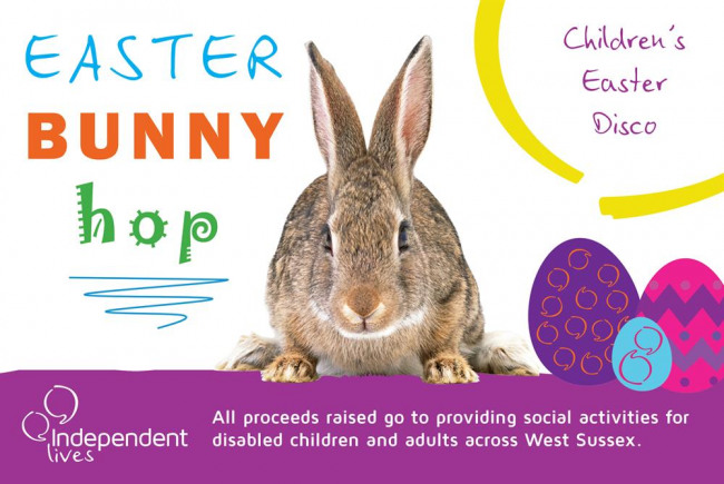 Easter Bunny Hop - children's disco