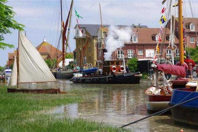 Faversham Nautical Festival 2019
