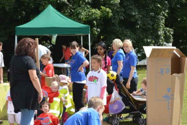 Elmbridge Play Day 2015