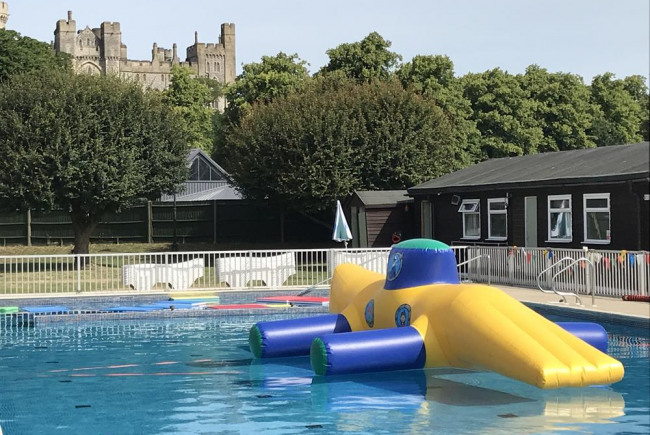 Arundel Lido Change for the Community!
