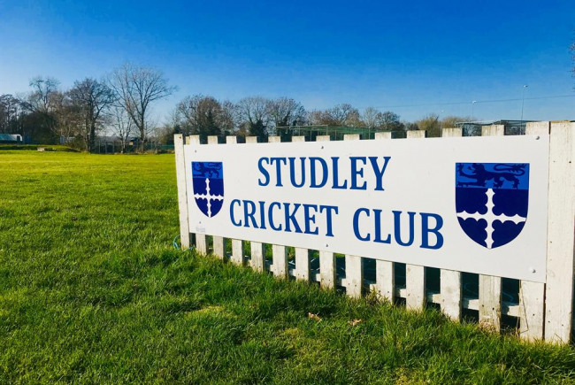 Help Studley Cricket Club