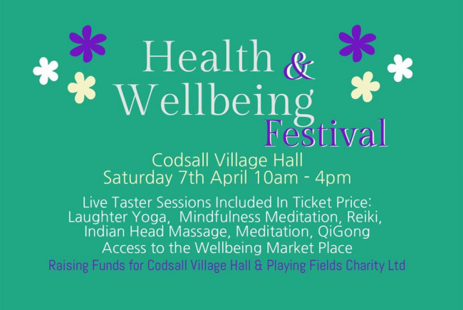 Codsall Health and Well Being Festival