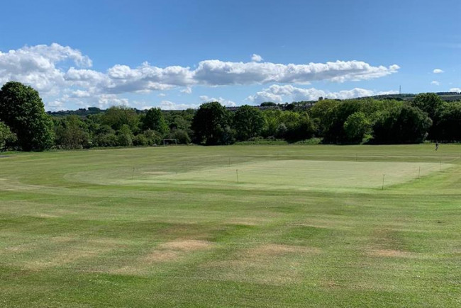 Ushaw Moor CC Return to cricket fund