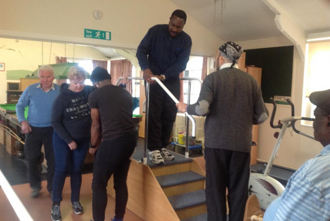 Enfield Community Well-being Hub