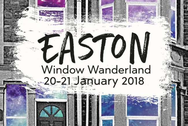 Easton Window Wanderland