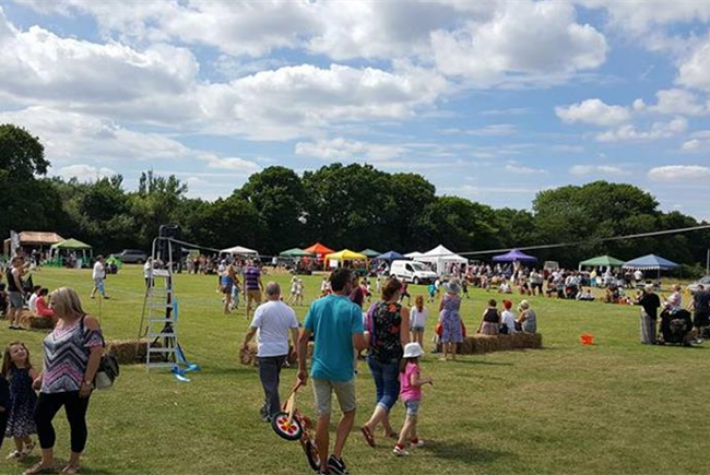 Maple Drive Summer Fayre