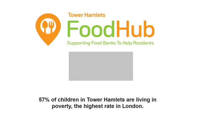 Emergency Food Appeal for Tower Hamlets