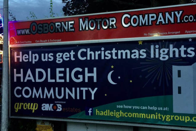Improve appearance of our Hadleigh Essex