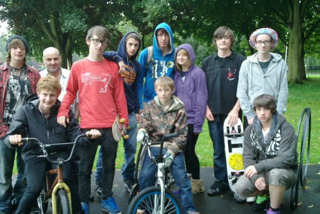 Knutsford SK8RS Project