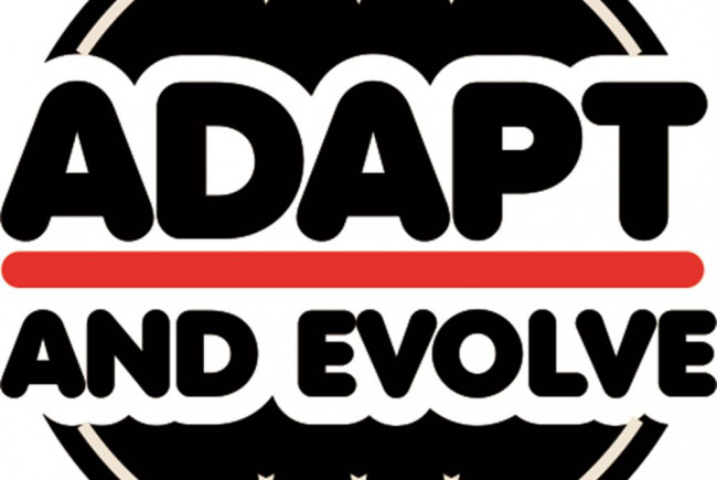 Adapt and evolve music