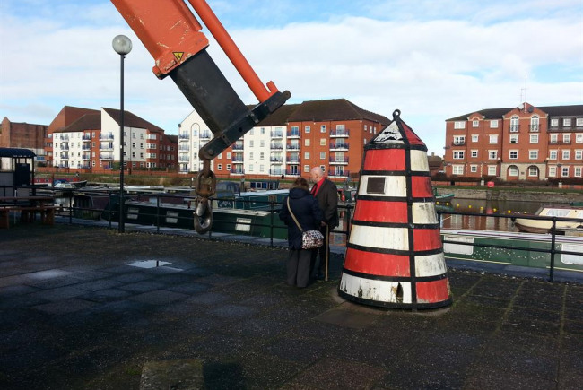 Bridgwater Buoy Renovation