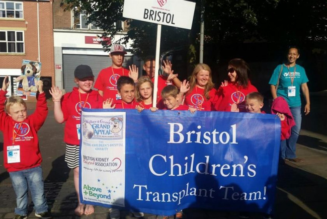 Bristol Childrens Renal Transplant Team